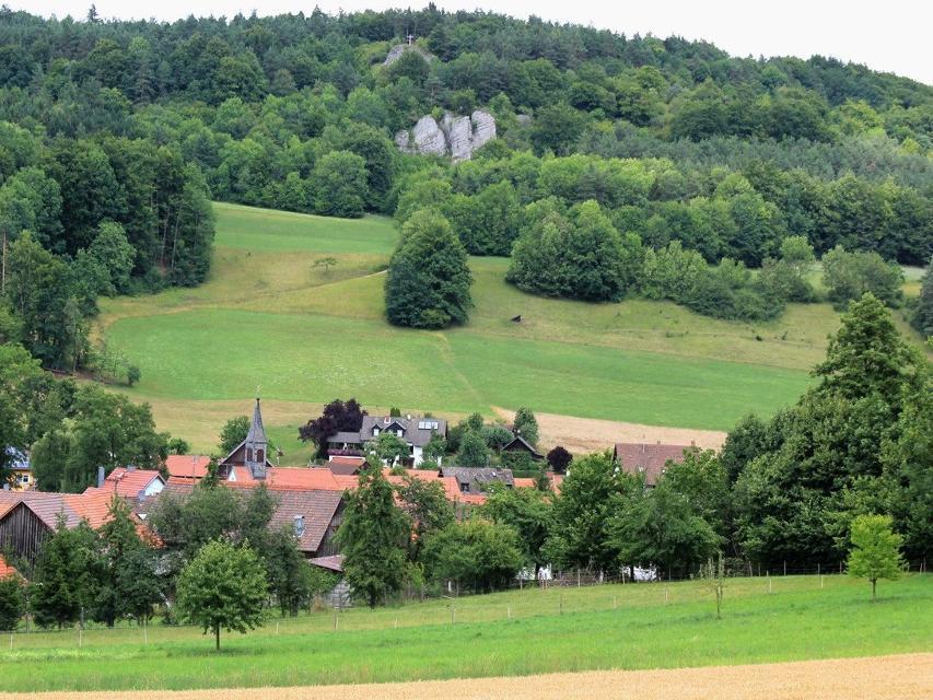 Burglesauer Tal