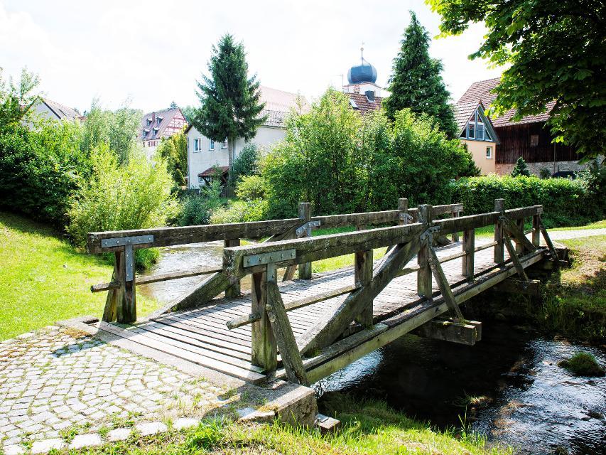Frankenweg Heiligenstadt