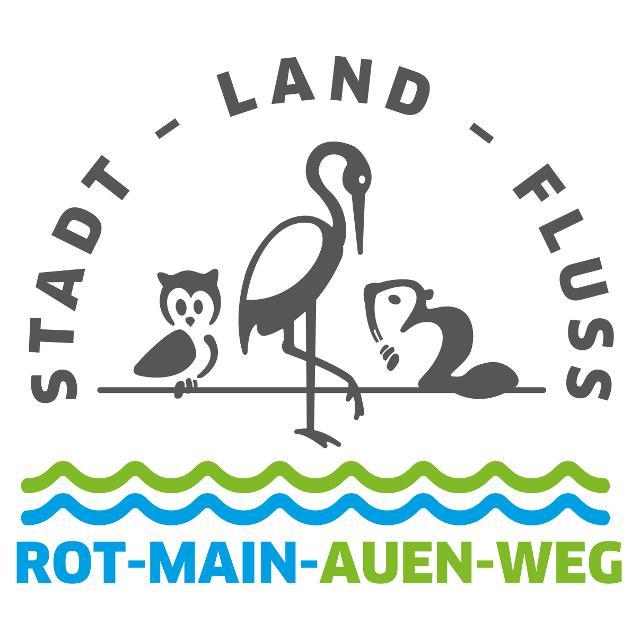 Logo Rot-Main-Auen-Wanderweg