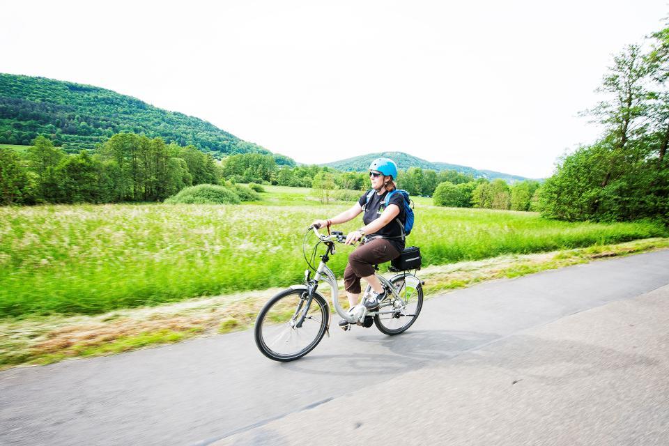 Radfahren rund um Forchheim