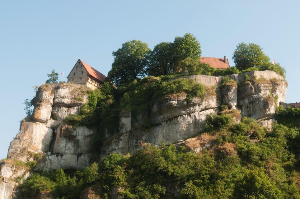 Wandern rund um Pottenstein