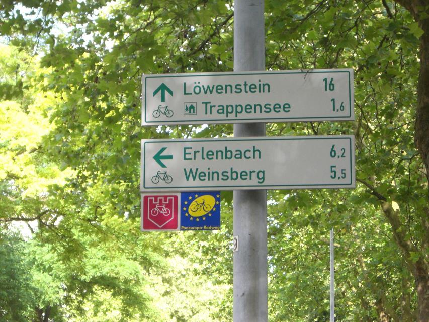 Radweg_Hauptwegweiser