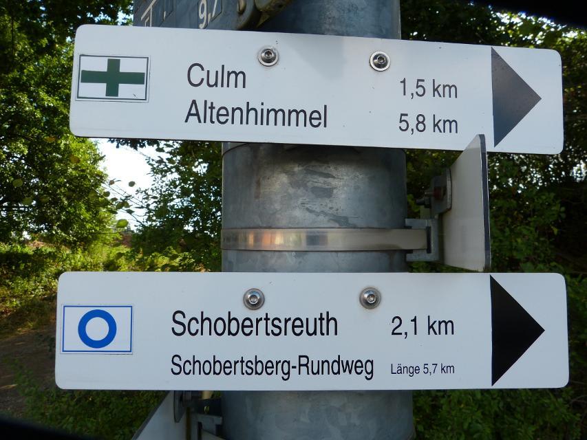 Rundweg Schobertsberg