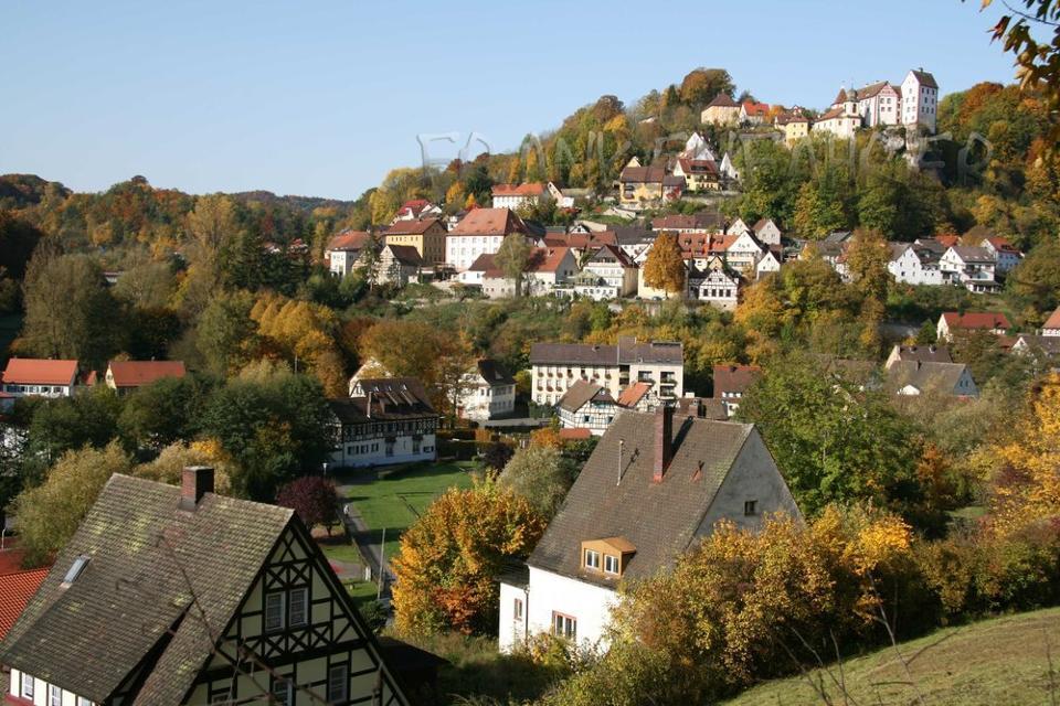 Egloffstein im Herbst