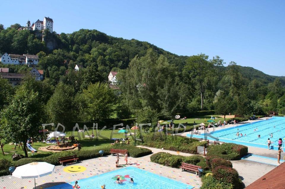 Schwimmbad Egloffstein