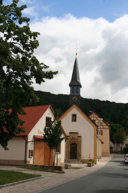Kirche Ketschendorf