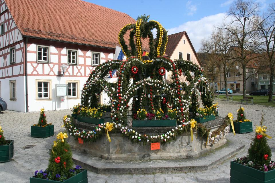 Osterbrunnen Heiligenstadt