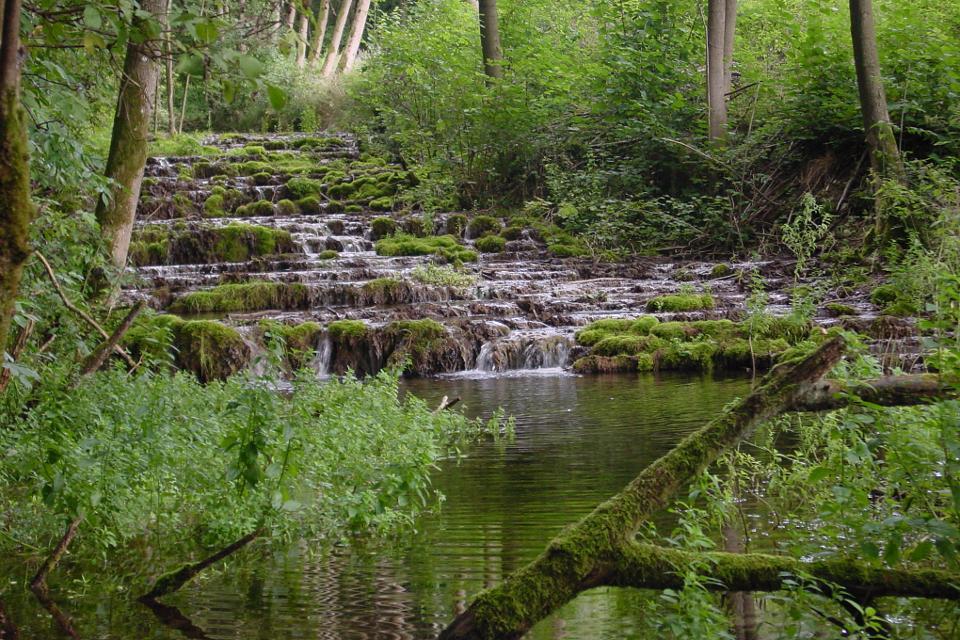 Naturlehrpfad Lillachtal