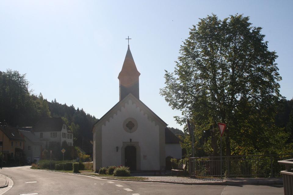 Kapelle St. Sebastian Treunitz