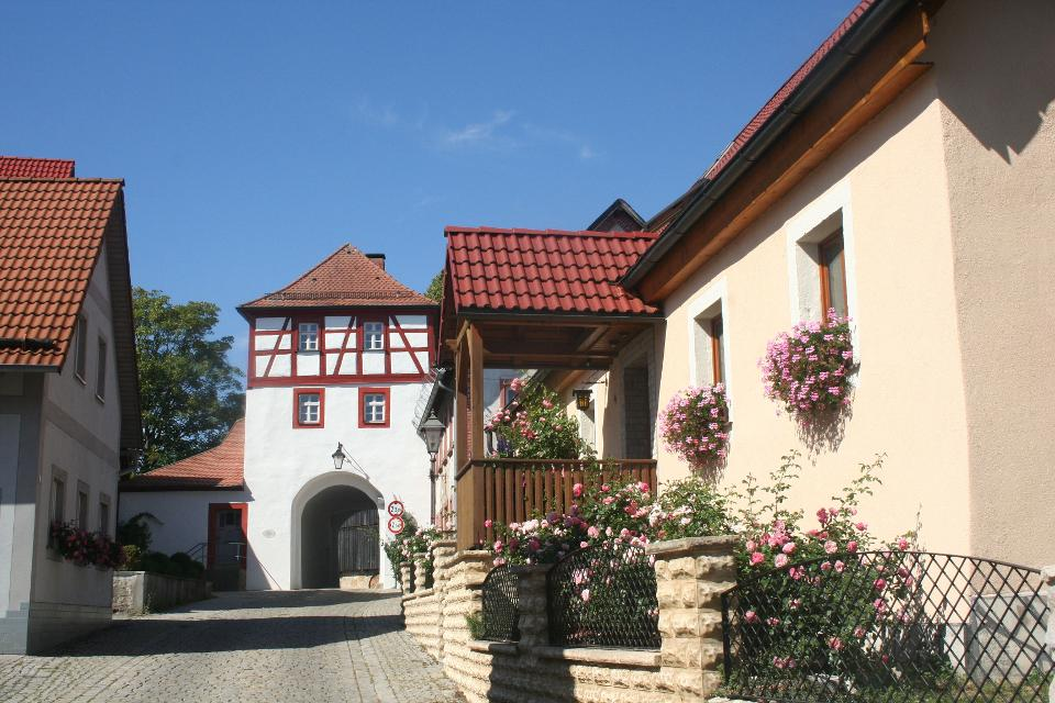 Oberes Stadttor Hollfeld