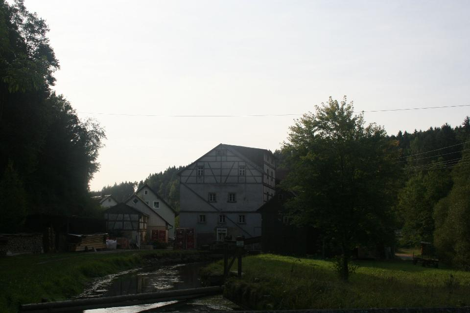 Eichenmühle bei Plankenfels