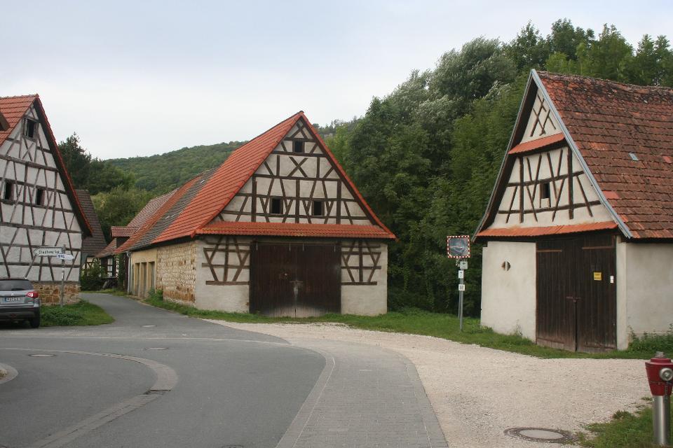Scheunenviertel Ebermannstadt