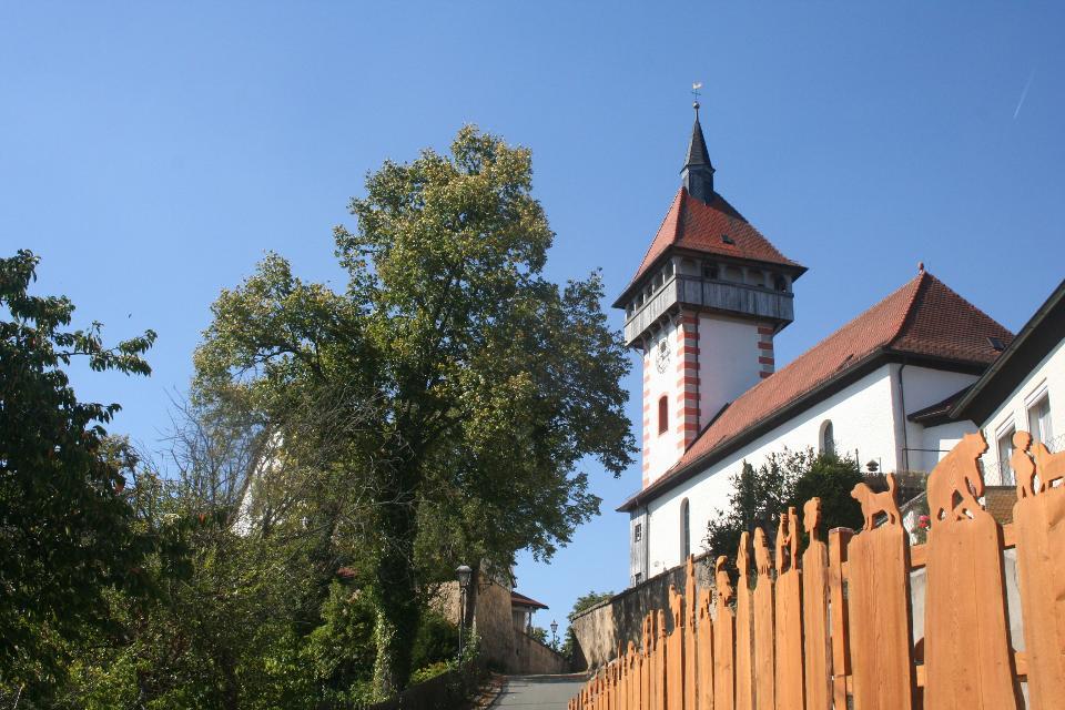 Gangolfskirche Hollfeld