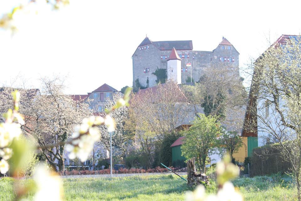 Burg von Hiltpoltstein