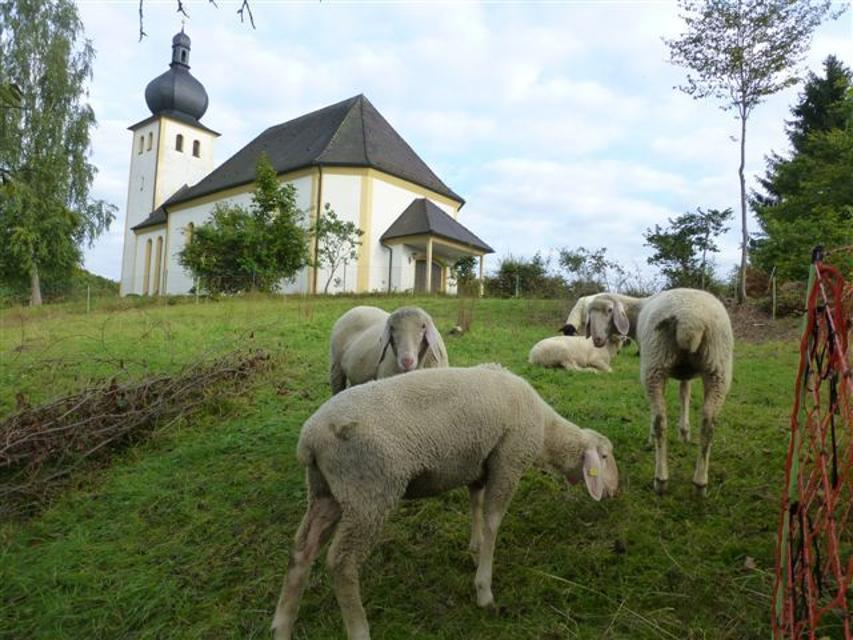 Kirche in Bärnfels