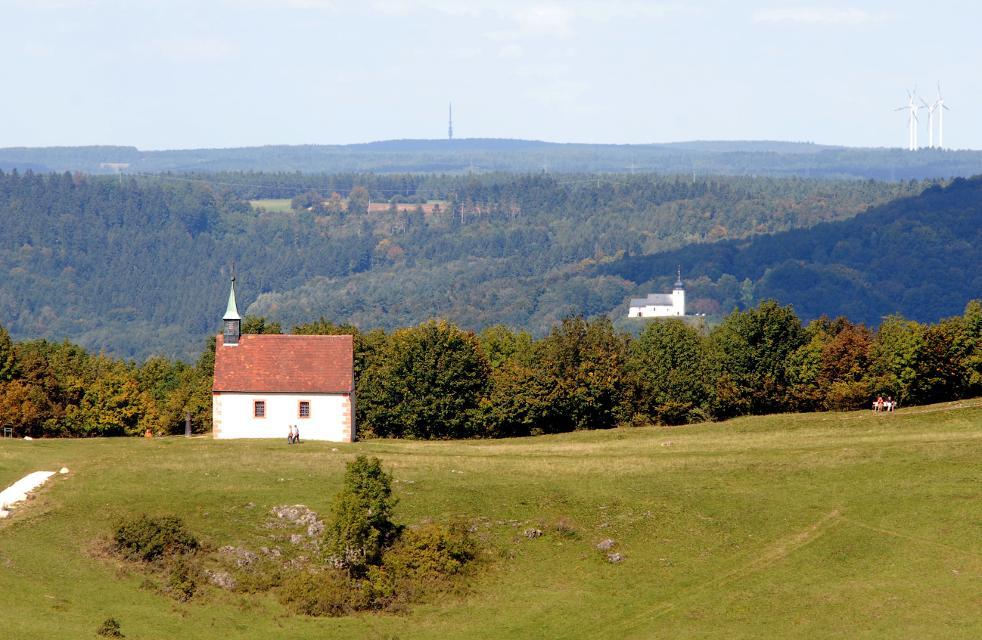 Auf den Spuren der Kelten, Walburgiskapelle