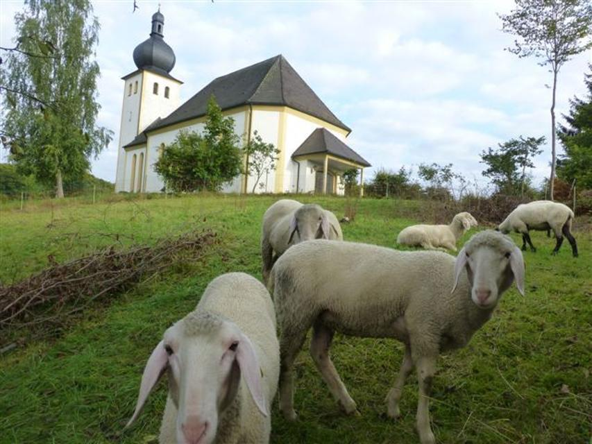 Kirche Maria Schnee in Bärnfels