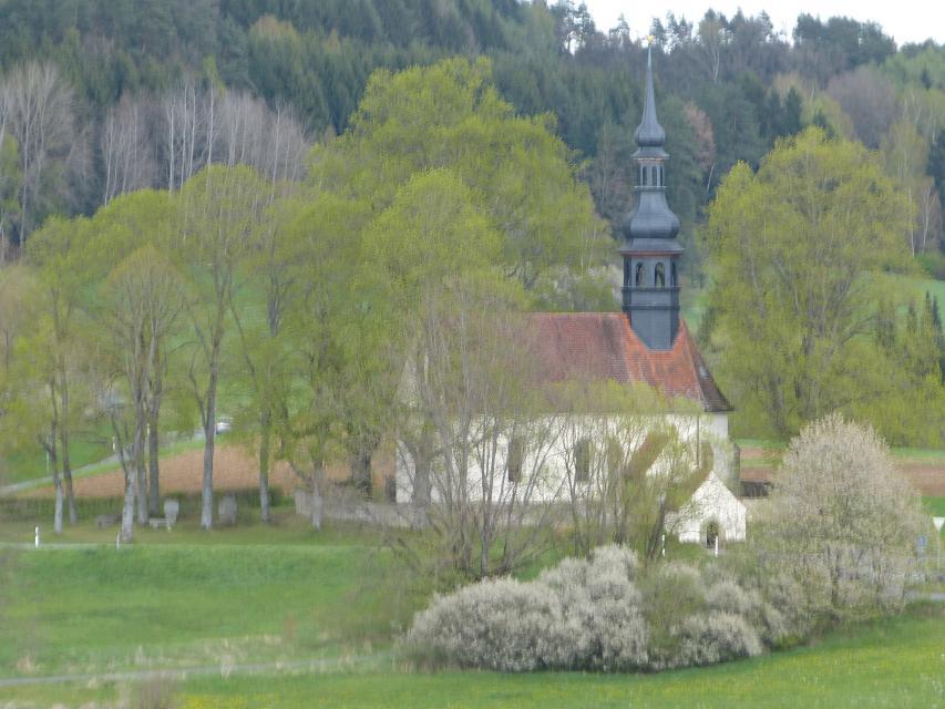 St. Rupert Kapelle, Obernsees