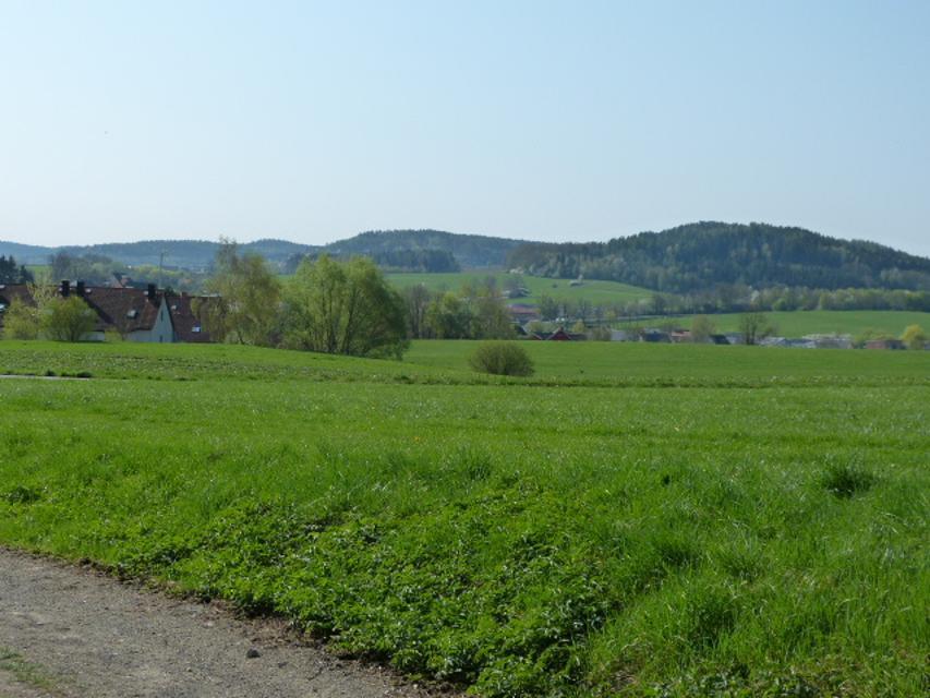 Rundblick; Sophienberg und Kulmleite
