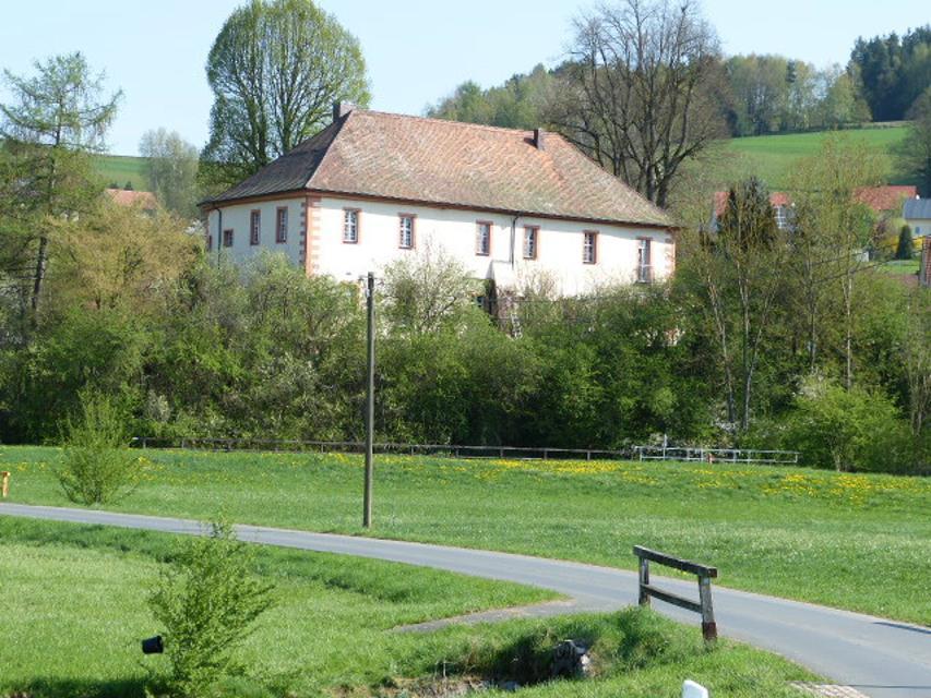 Schloss Frankenhaag