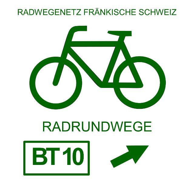 Markierungszeichen BT 10