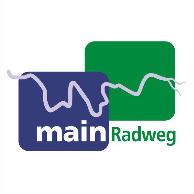 Markierungszeichen Main-Radweg