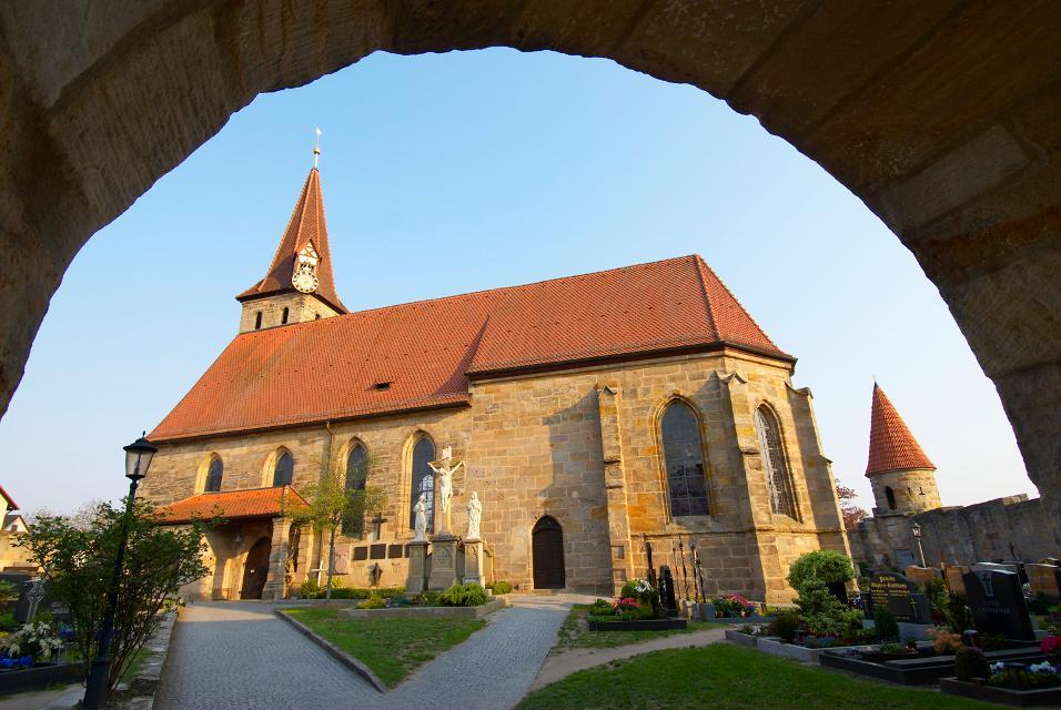 Kirche Effeltrich