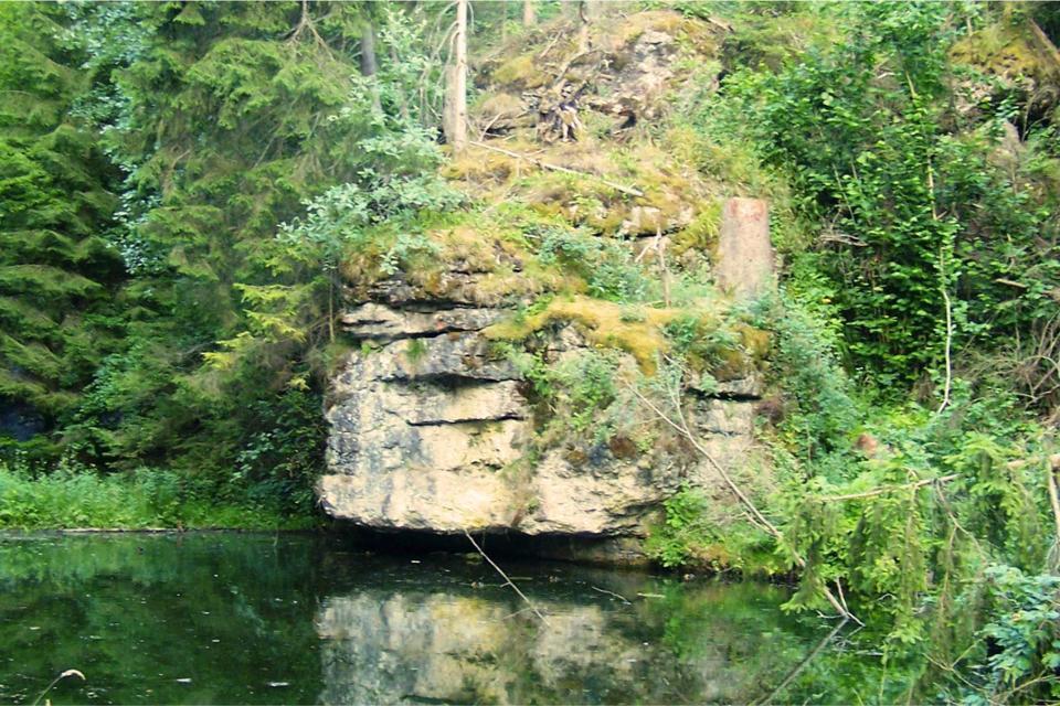 Felsengarten Klumpertal