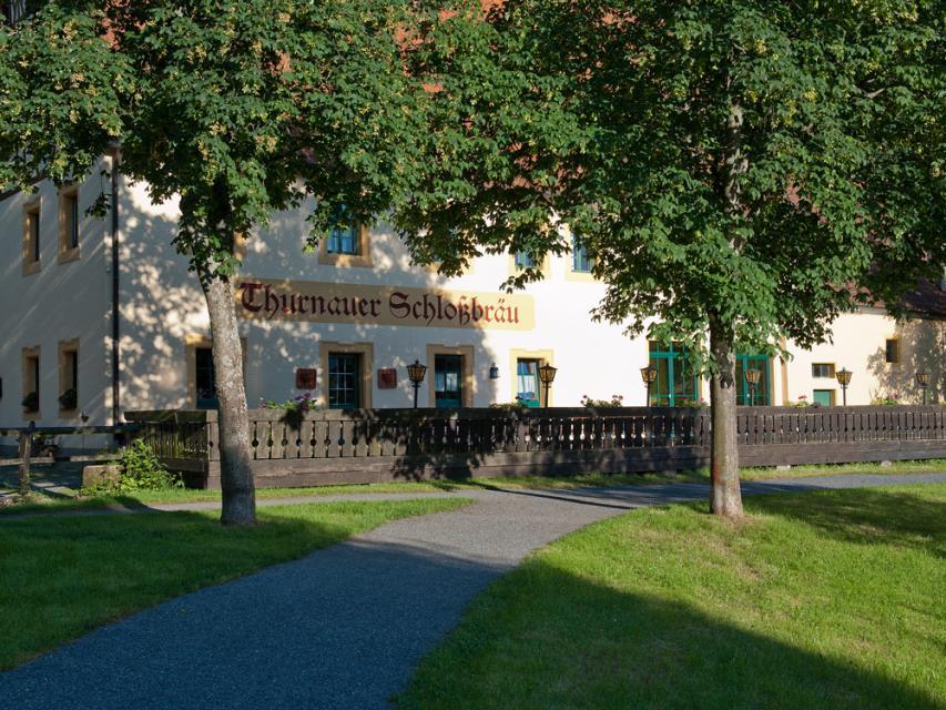 Schlossbräu in Thurnau