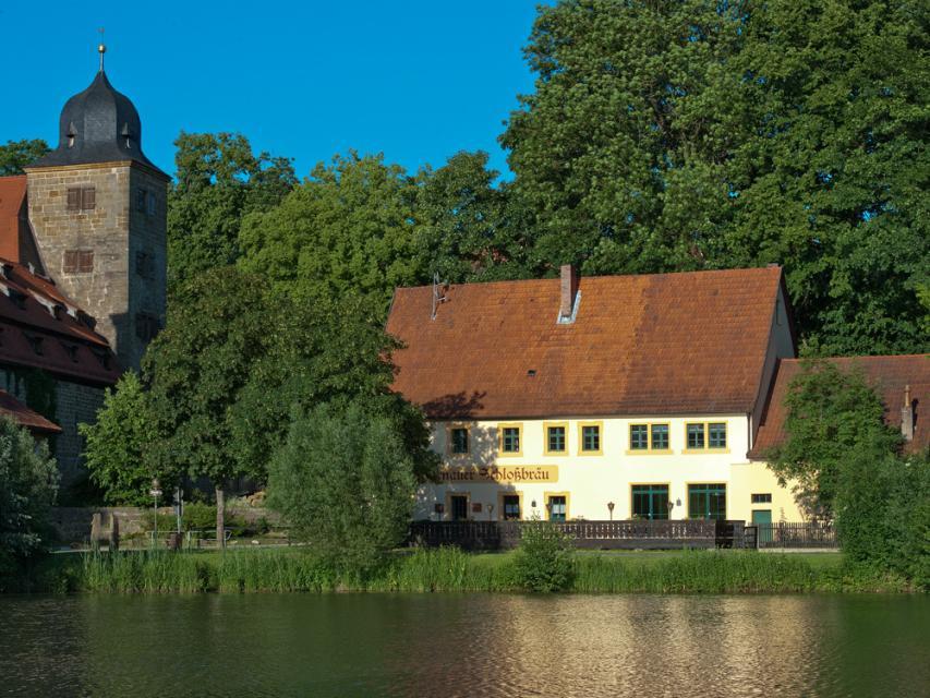Schlossbräu am See in Thurnau