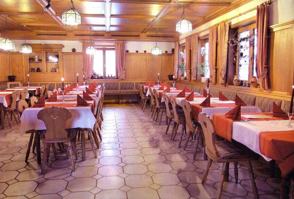 Pizzeria Sudhaus in Thurnau, Fränkische Schweiz