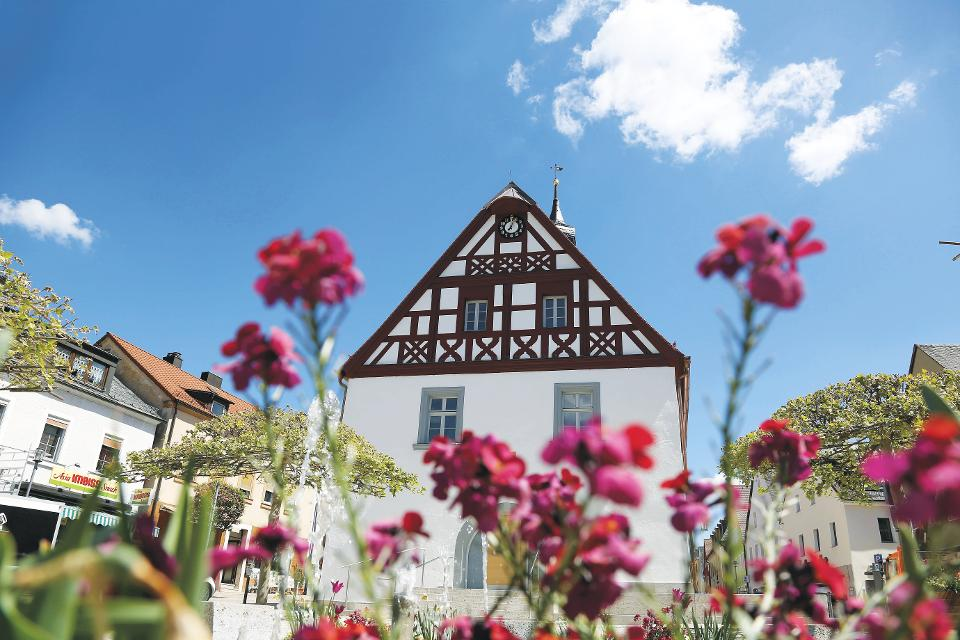 altes Rathaus Pegnitz, 13.05.2019