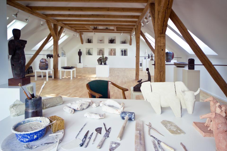 Keramikwerkstatt Tittmann in Thurnau