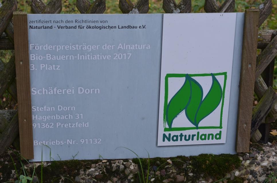 Willkommen auf dem Naturlandhof Dorn