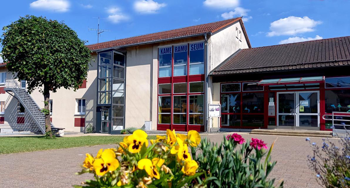 Das Deutsche Kameramuseum in Plech ist dank Aufzug barrierefrei zu betreten.