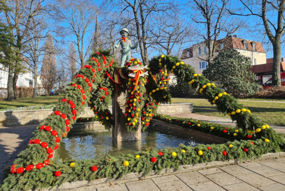 Osterbrunnen Forchheim