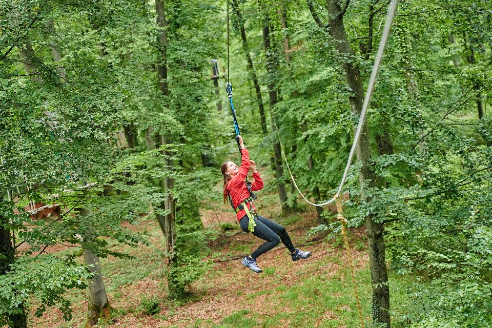 Kletterwald Veilbronn