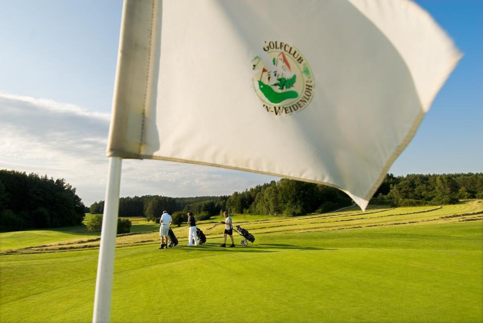 Golfanlage Weidenloh bei Pottenstein