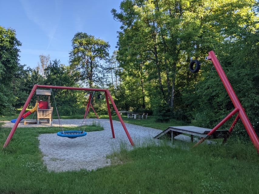 Spielplatz Unterzaunsbach