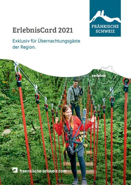 ErlebnisCard Fränkische Schweiz 2021