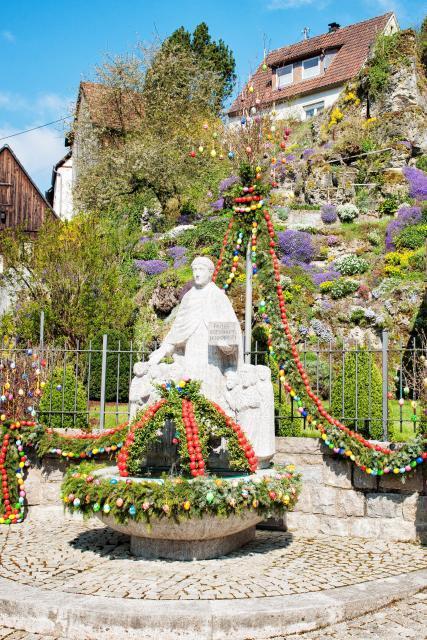 Der Laurentiusbrunnen