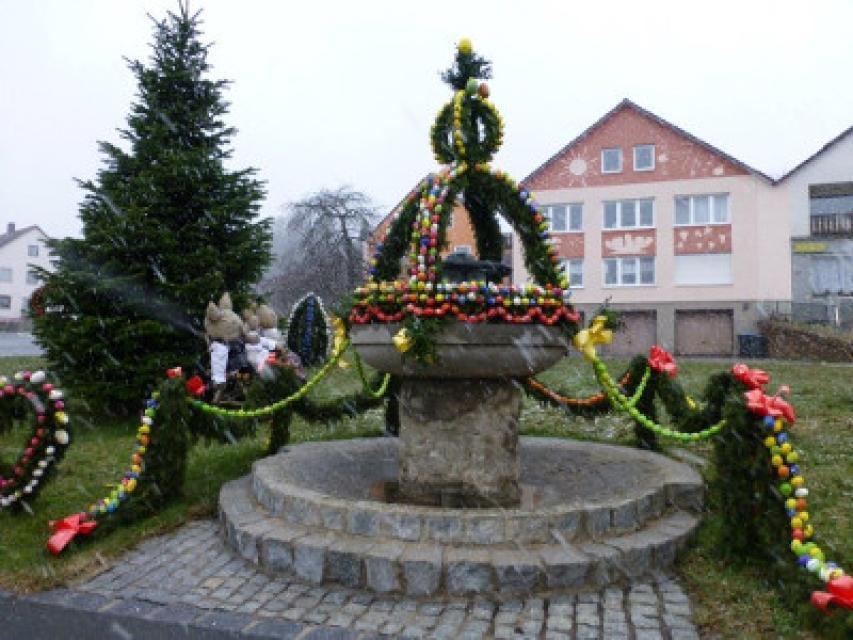 Osterbrunnen Geschwand