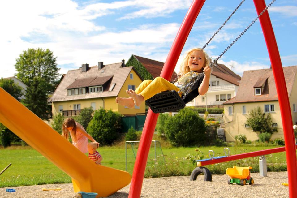 Spielplatz Plankenfels