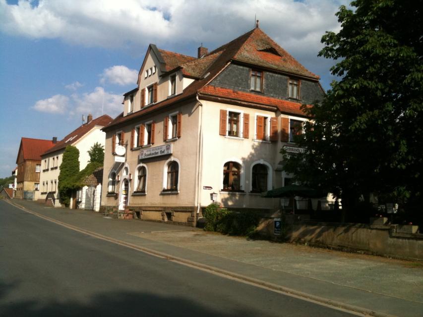 Fränkischer Hof in Thurnau
