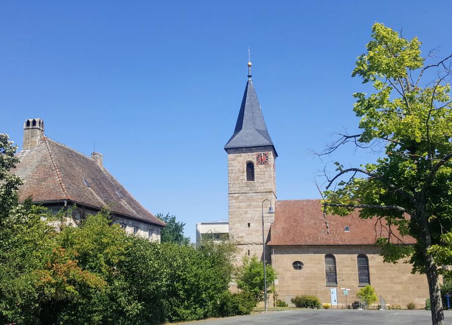 Kirche St. Wolfgang in Hausen