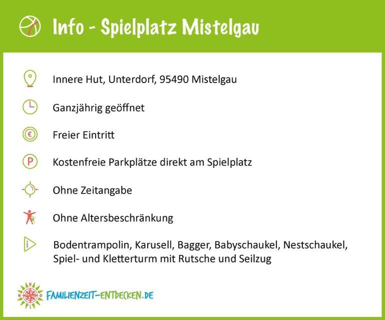 Info Spielplatz Mistelgau