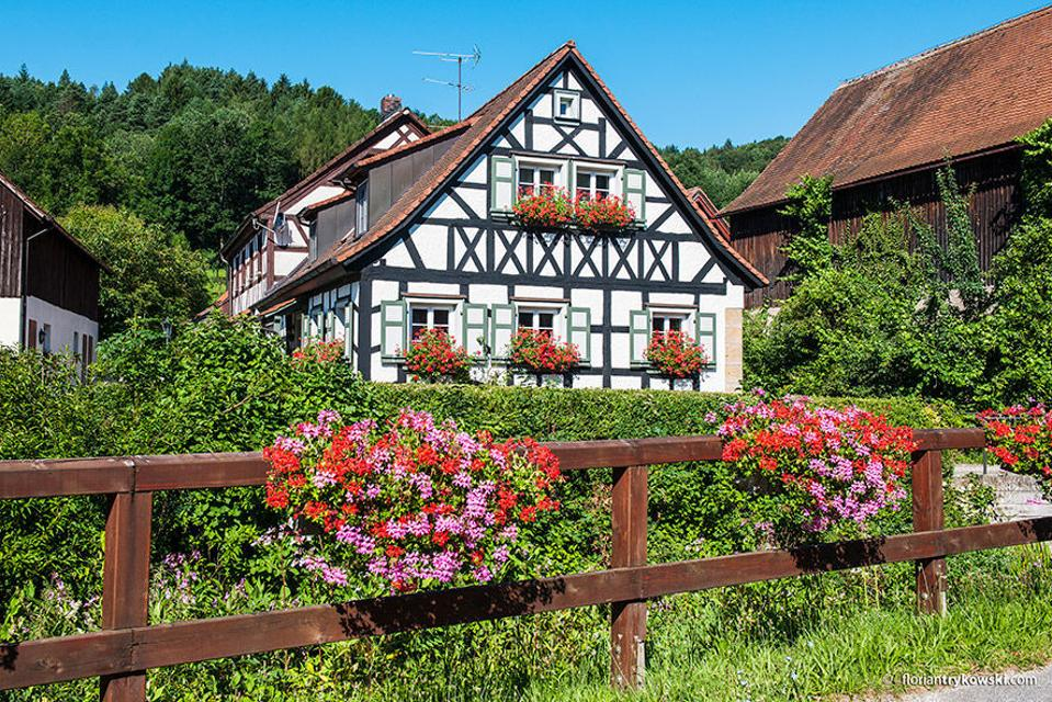 Frankendorf (Fachwerkdorf)