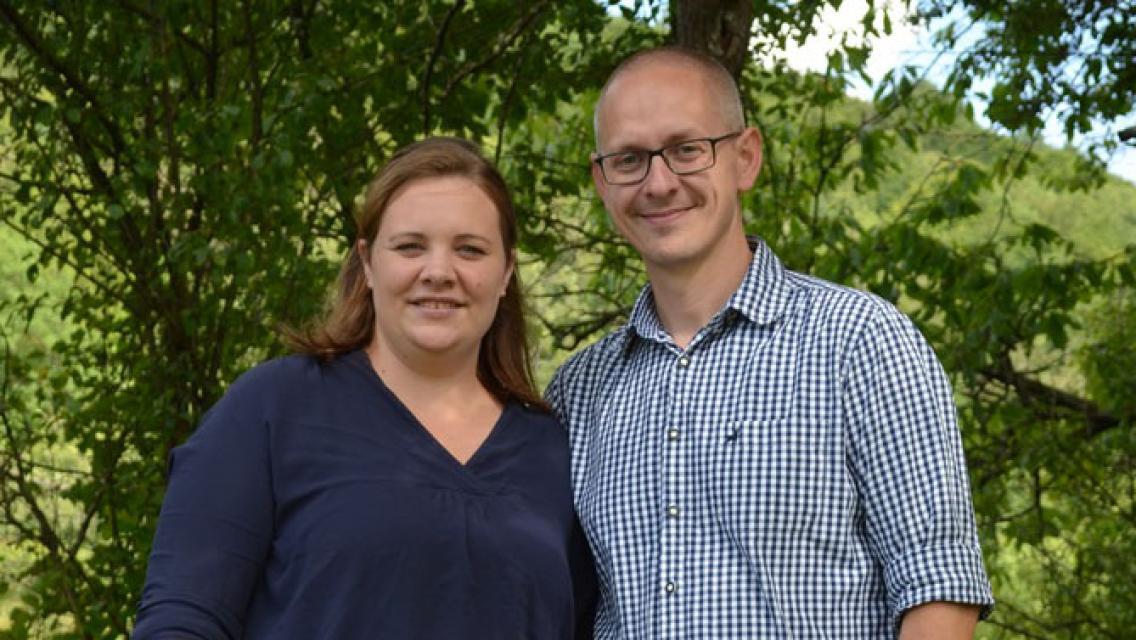 Sibylle und Rainer Merz