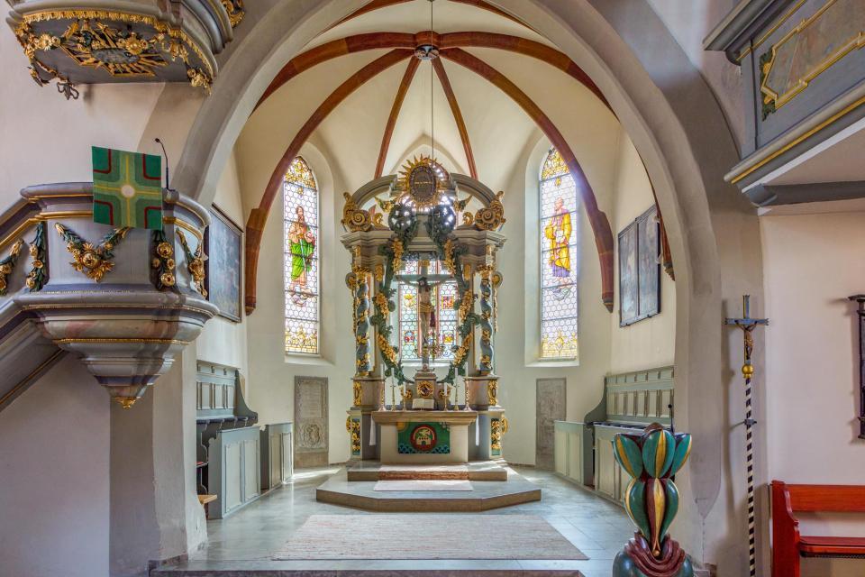 Gräfenberg - Dreieinigkeitskirche
