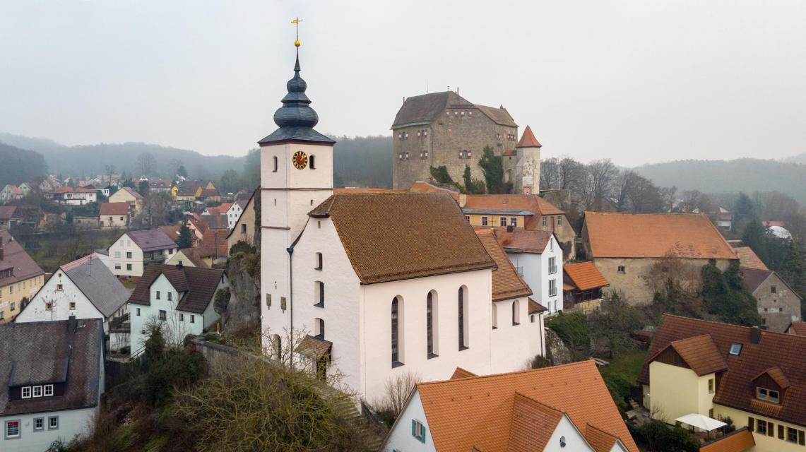 Hiltpoltstein - St. Matthäus